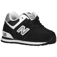 new balance black velcro kids