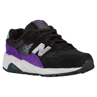 New Balance 580 - Boys' Toddler - Black / White