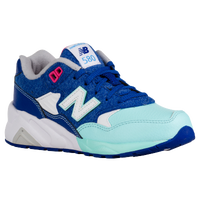 New Balance 580 - Girls' Grade School - Blue / Light Blue