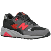 New Balance 580 - Girls' Preschool - Grey / Pink