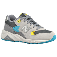 New Balance 580 - Boys' Grade School - Grey / Yellow