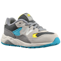 New Balance 580 - Boys' Toddler - Grey / Yellow