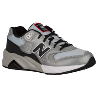 New Balance 580 - Boys' Grade School - Grey / Black