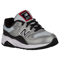 New Balance 580 - Boys' Toddler - Grey / Black