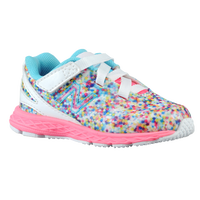 New Balance 890 V3 - Girls' Toddler - Light Blue / Pink