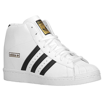 adidas Originals Superstar Up - Women's - White / Black