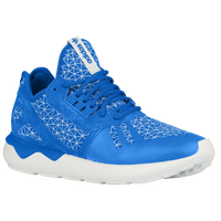 adidas Originals Tubular Runner - Men's - Light Blue / White