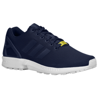 adidas Originals ZX Flux - Men's - Navy / White