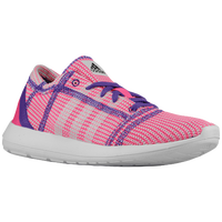 adidas Element Refine - Girls' Grade School - Pink / White