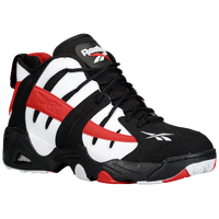 Reebok The Rail - Boys' Grade School - Black / White