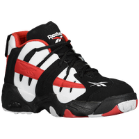 Reebok The Rail - Boys' Preschool - Black / White