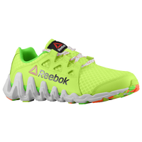 Reebok Zigtech Big 'N Fast - Boys' Grade School - Light Green / White