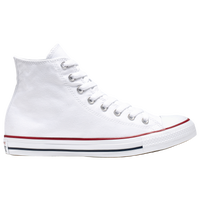 Converse All Star Hi - Men's - White / Red