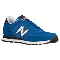 New Balance 501 - Men's - Blue / White