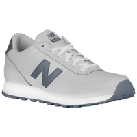 New Balance 501 - Men's - Grey / Navy