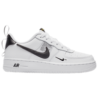Nike Air Force 1 Low - Boys  Grade School - Casual - Shoes - Navy ... 50afcb6a8