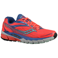 Saucony Ride 8 - Women's - Orange / Blue