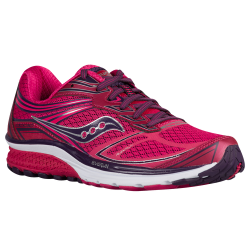 Saucony Guide 9 - Women's - Pink / Purple