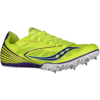 Saucony Endorphin MD 4 - Women's - Light Green / Purple