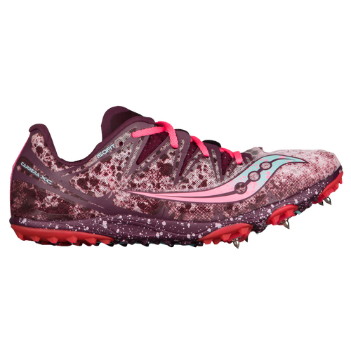 Saucony Carrera XC 2 - Women's - Purple / Pink