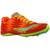 Saucony Kilkenny XC Spike - Women's - Orange / Light Green