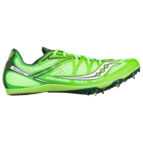 Saucony Ballista - Women's - Light Green / White