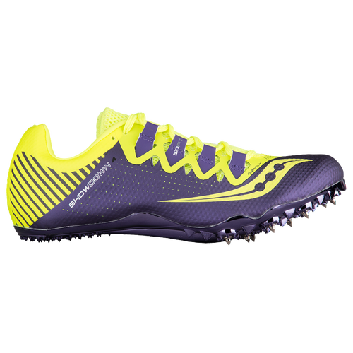 Saucony Showdown 4 - Women's - Purple / Light Green
