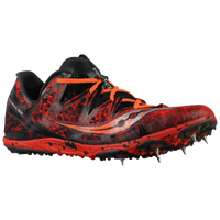 Saucony Carrera XC - Men's - Red / Orange