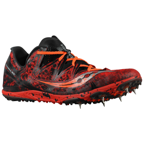 Saucony Carrera XC 2 - Men's - Red / Orange