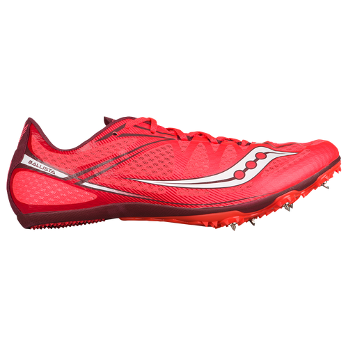 Saucony Ballista - Men's - Red / White