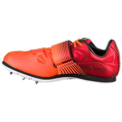 Saucony Soarin J 2 - Men's - Red / Orange