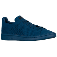 adidas Stan Smith Primeknit - Boys' Grade School - Navy / Navy