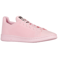 adidas Originals Stan Smith Primeknit - Girls' Grade School - Pink / Pink