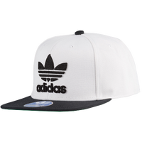 adidas Originals Originals Thrasher Chain Snapback - Men's - White / Black