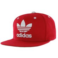 adidas Originals Originals Thrasher Chain Snapback - Men's - Red / White