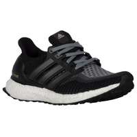 adidas Ultra Boost 3 - Boys' Grade School - Grey / Black