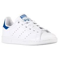 adidas Originals Stan Smith - Boys' Grade School - White / Blue