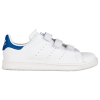 adidas Originals Stan Smith - Boys' Preschool - White / Blue
