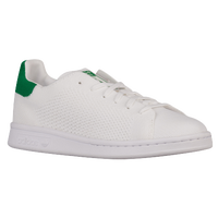 adidas Stan Smith Primeknit - Boys' Grade School - White / Green