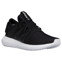 Adidas Tubular Black And White Womens