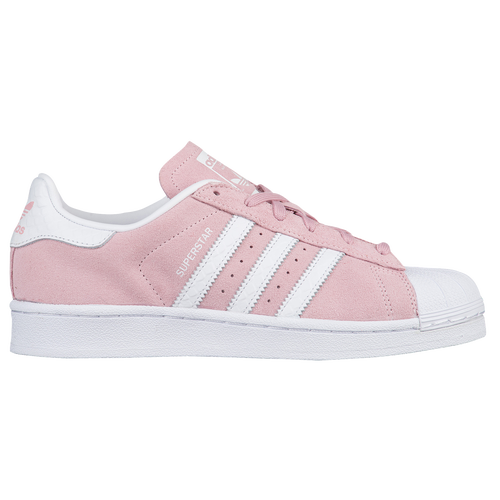 Adidas Superstar W Pink S76155 Shoes Design is very unique