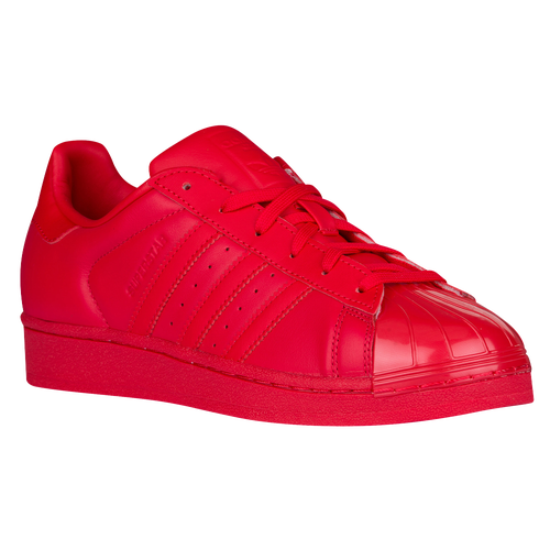 Adidas Superstar Womens Red
