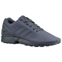 adidas Originals ZX Flux - Men's - Grey / Grey