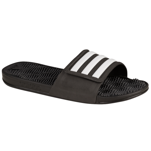 adidas Adissage 2.0 - Men's - Black / White