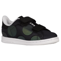 adidas Originals Stan Smith - Boys' Toddler - Black / White
