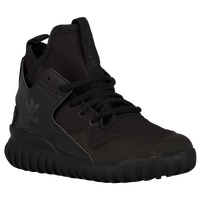 adidas Originals Tubular X - Boys' Preschool - All Black / Black