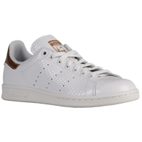 adidas Originals Stan Smith - Women's - White / Brown