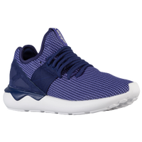 adidas Originals Tubular Runner - Women's - Navy / White