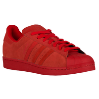 adidas Originals Superstar - Men's - Red / Red