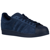 adidas Originals Superstar - Men's - Navy / Navy